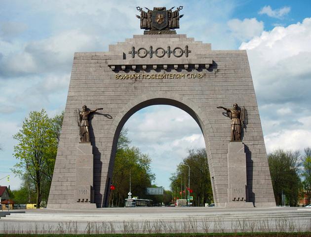 Триумфальная арка Победы