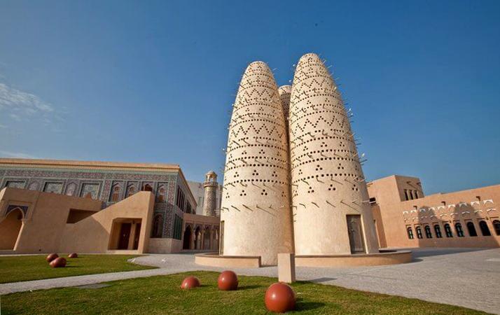Этнографическая деревня «Катара»