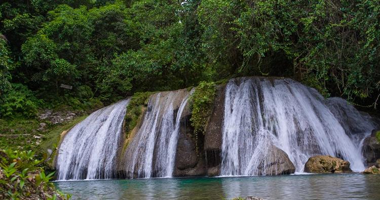 Водопад Рич