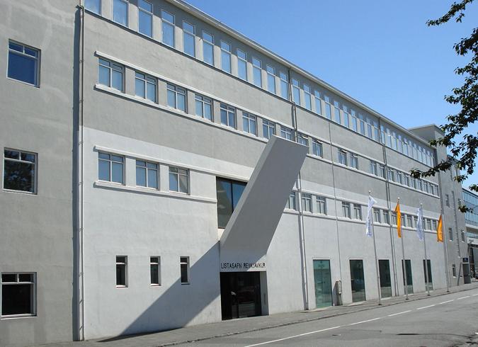Музей искусств Рейкьявика