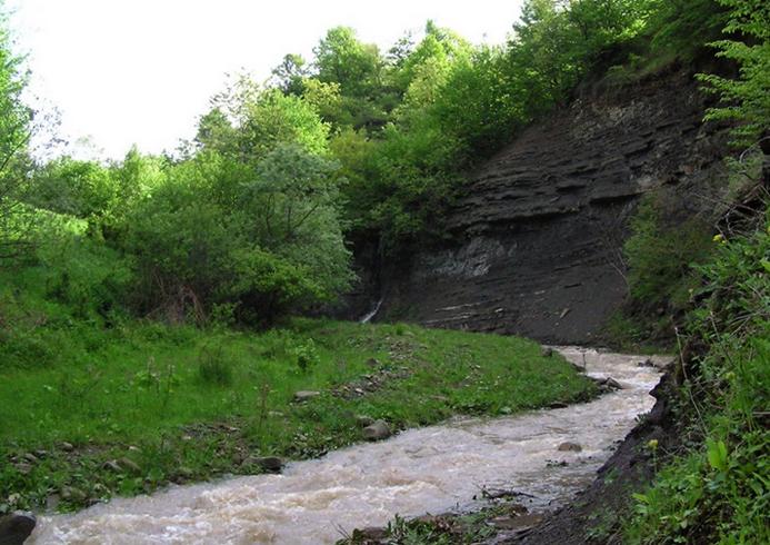 Река Алгети