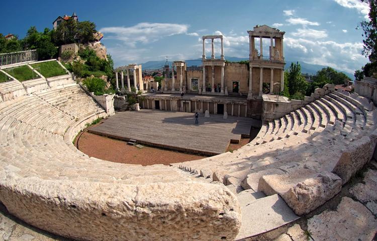 Римский античный театр