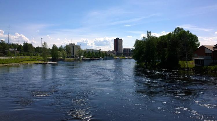 Река Пиелисйоки