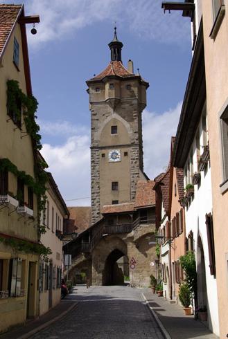 Колокольная башня