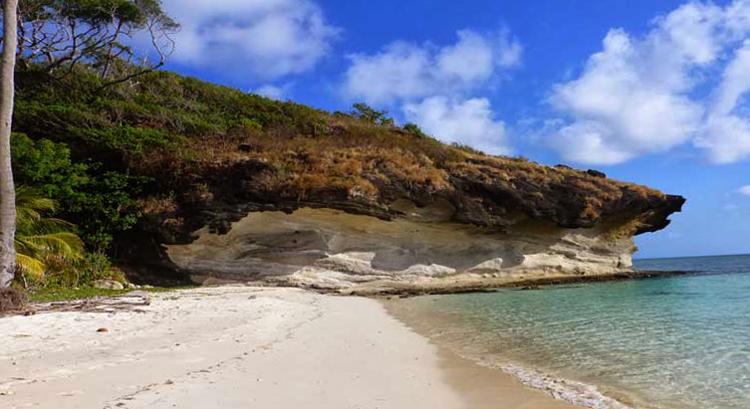 Пляж Сага