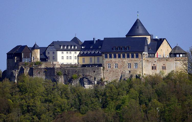 Замок Вальдек