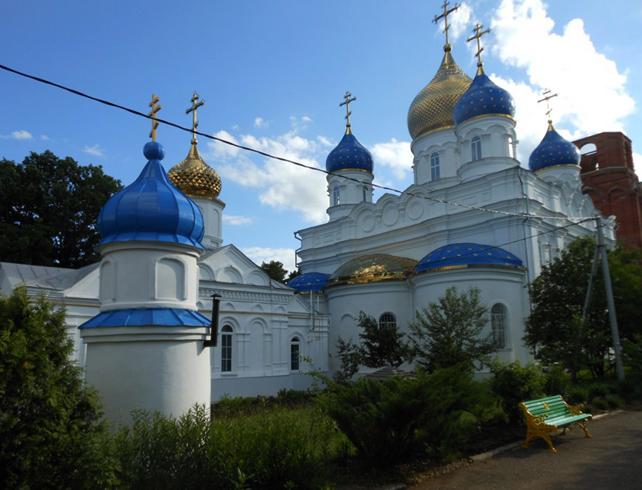 Параскево-Вознесенский женский монастырь