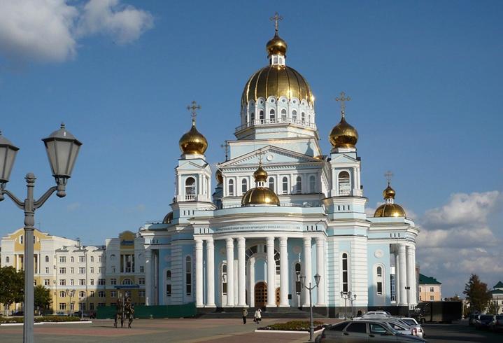 Собор святого праведного воина Феодора Ушакова