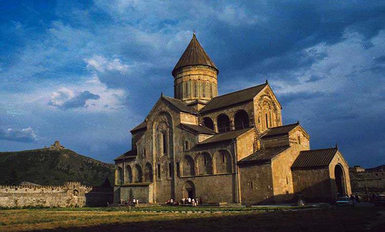 Храм Светицховели