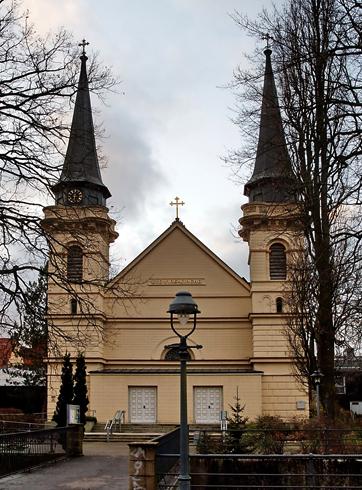 Церковь Святого Людвига