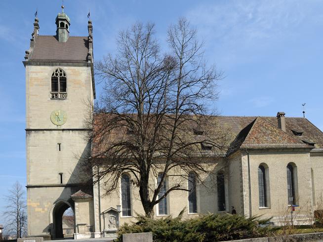 Церковь святого Галла