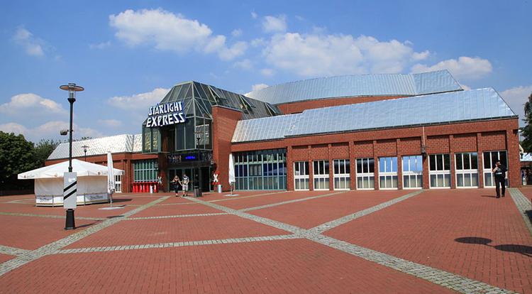 Театр «Starlighthalle»
