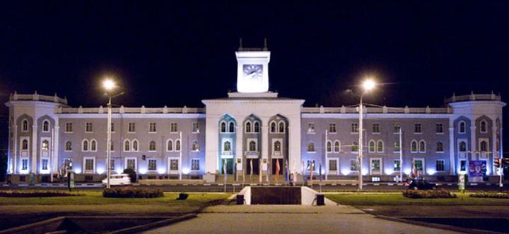 Национальный музей Таджикистана