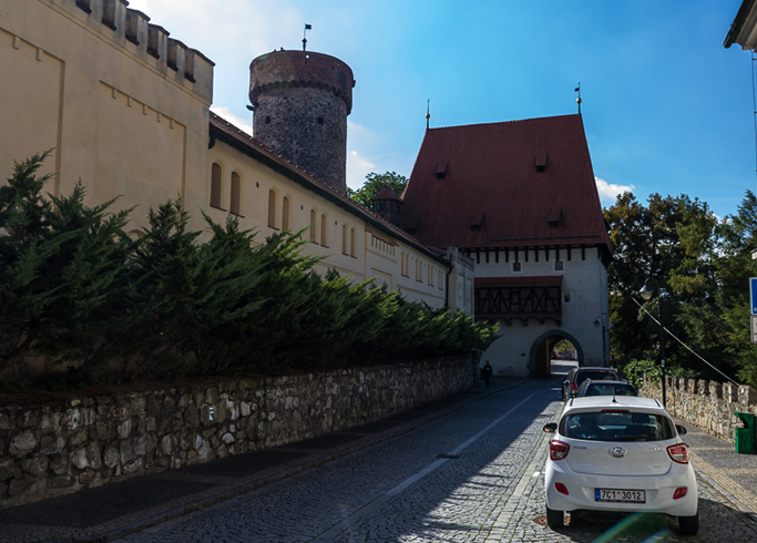 Городская стена
