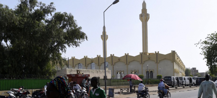 Большая мечеть Нджамены