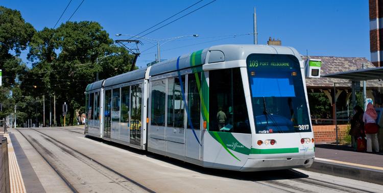 Трамвайные маршруты