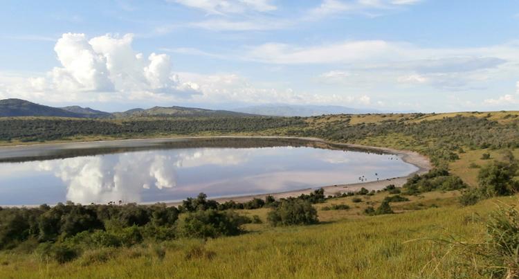Национальный парк королевы Елизаветы