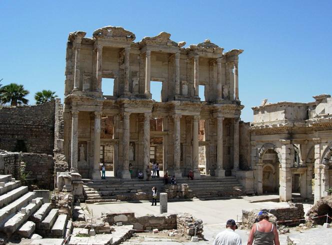 Археологическая зона города Эфеса