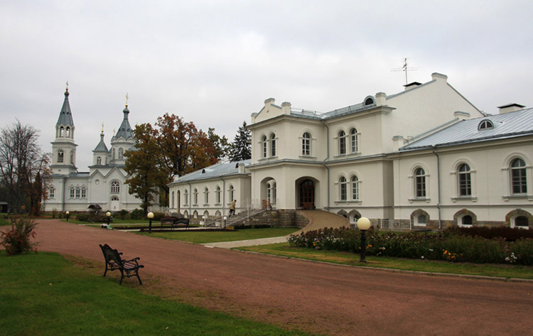 Усадьба Новолисино