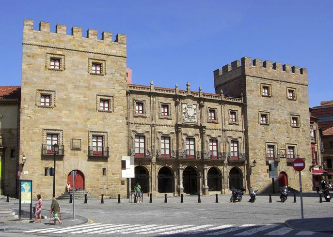 Дворец Ревильяхихедо