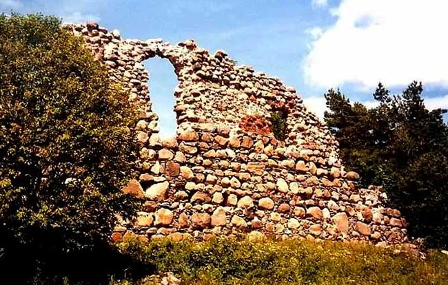 Вецпиебалгский замок