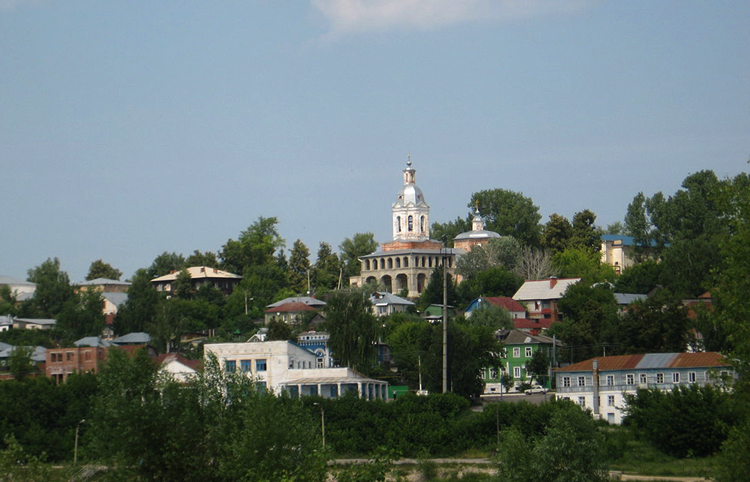Архитектура Касимова