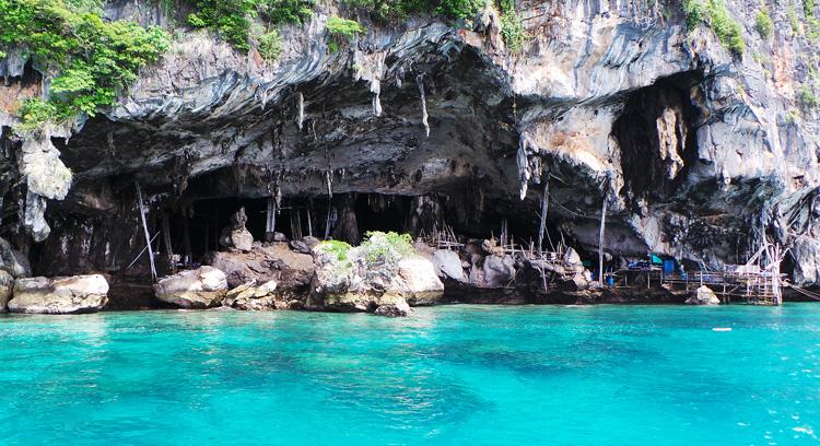 Пещера викингов