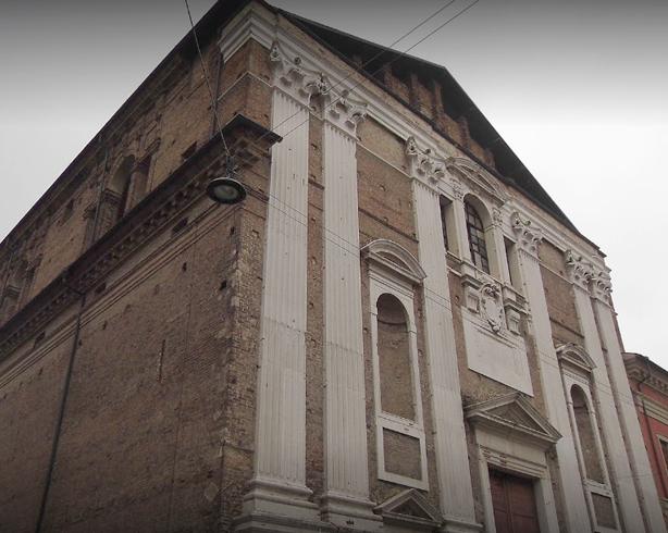 Церковь св. Марселина и Петра