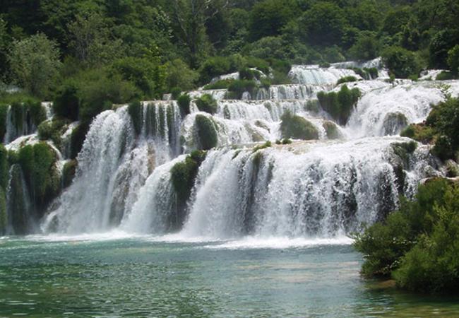 Водопад Бланш-Мэри