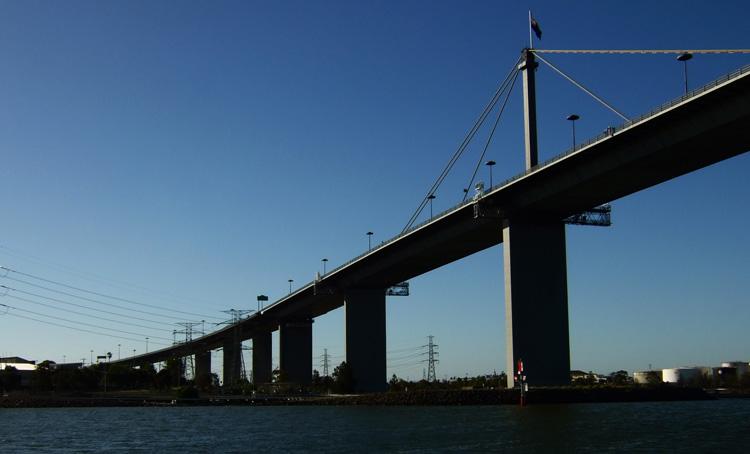 """Мост """"Западные ворота"""""""