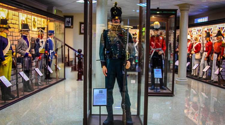 The Robert Taylor Museum Of World Wide Arms