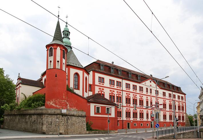 Либерецкий замок