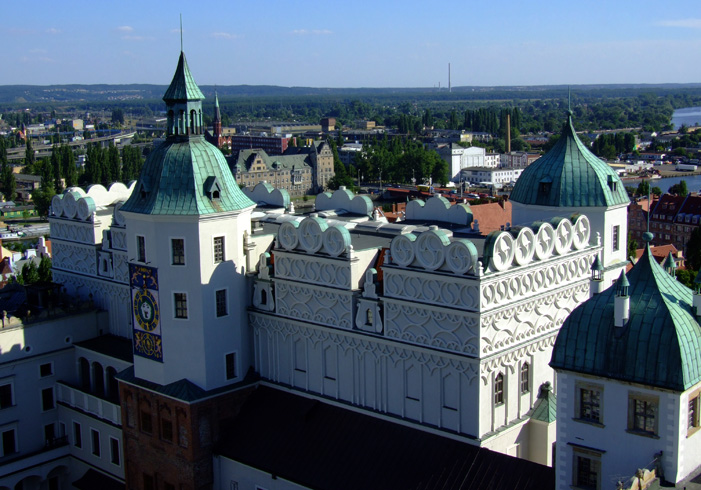 Штеттинский замок