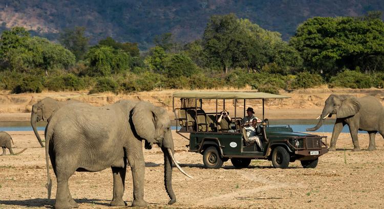 Национальный парк Кафуэ