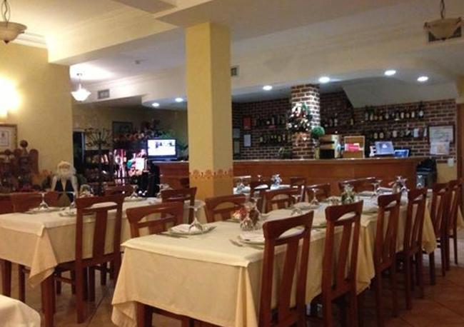 Ресторан «Место встречи»
