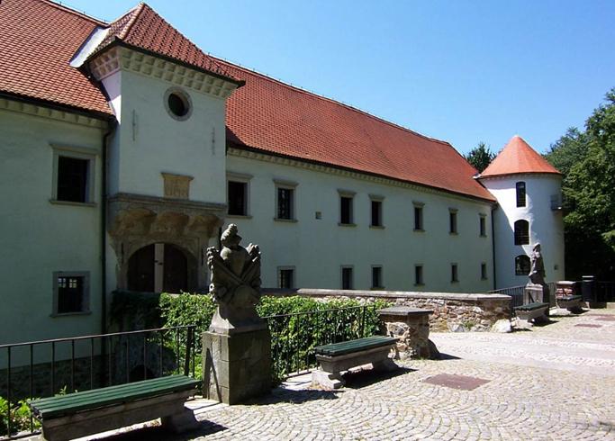 Архитектурный музей Любляны