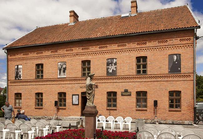 Дом «Ольштынской газеты»