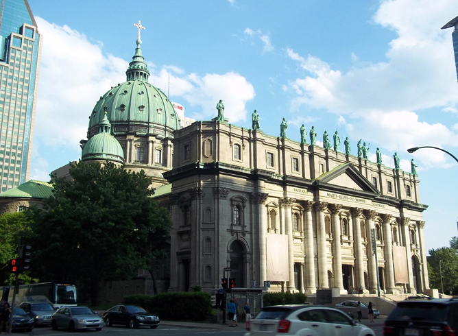 Собор Марии Царицы Мира