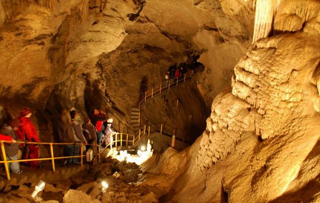Белянская пещера