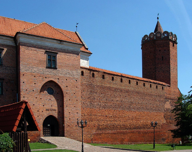 Ленчицкий замок