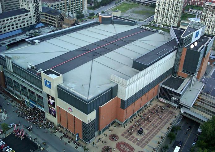 Хоккейная арена «Бель-центр»
