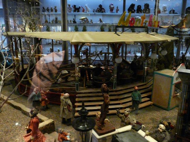 Музей Кукол в Базеле