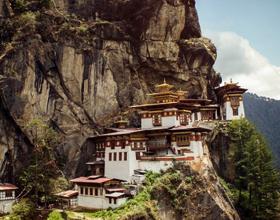 Что посмотреть в Бутане