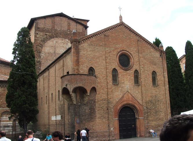 Базилика Санто Стефано