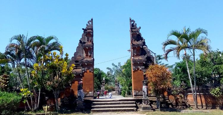 Храмовый комплекс Пура Лингсар