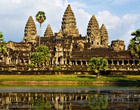 Знаменитые достопримечательности Камбоджы