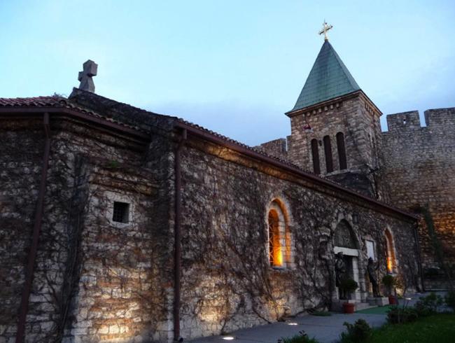 Церковь Ружица
