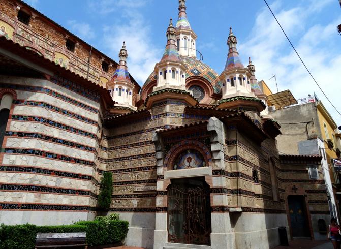 Церковь Сан Рома
