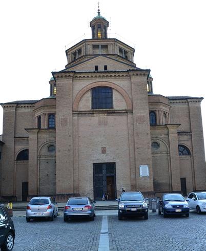 Базилика Санта Мария ди Кампанья