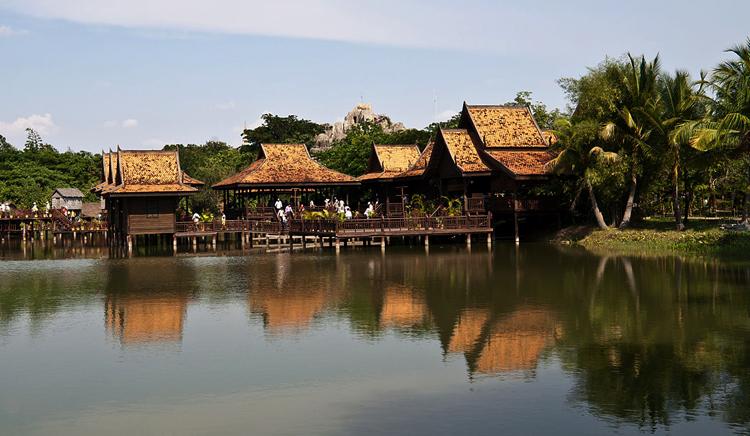 «Культурная деревня»
